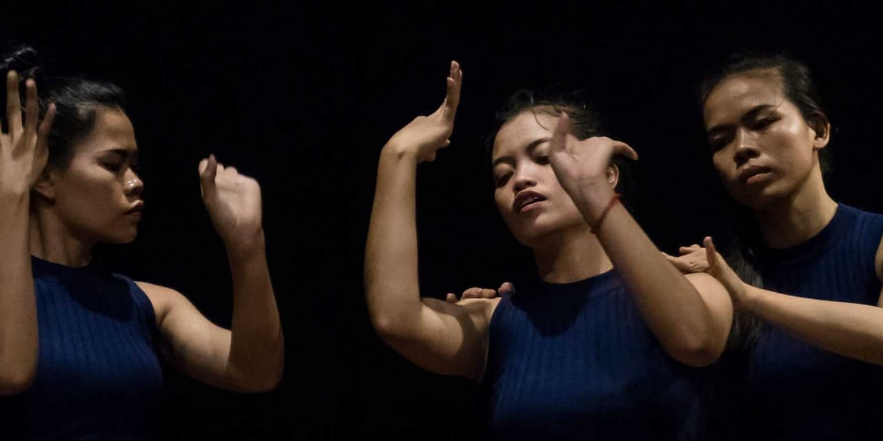 The Bold Women on Men's Road – New Cambodian Artists