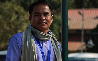 Chin Meas – Monk, Noodle Man & Revered Poet