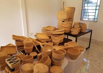 MANAVA baskets from Siem Reap