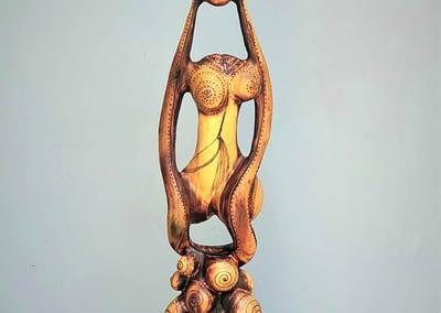Khmer artist Van Chhovorn