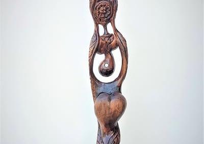 Khmer artist Van Chhovorn - First Pregnancy