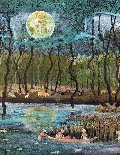 Planet Athor by Seyha Hour at Romcheik 5