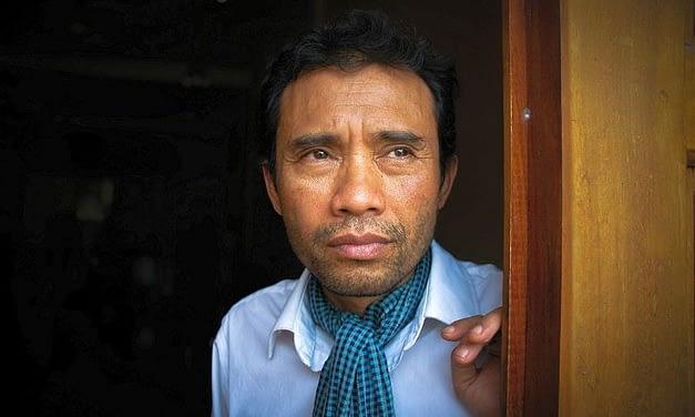 Arn Chorn Pond – The Musical Magician Healing Cambodia