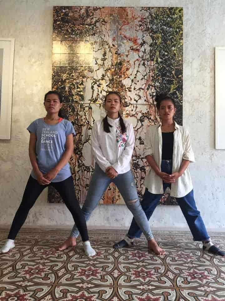 new cambodian artists