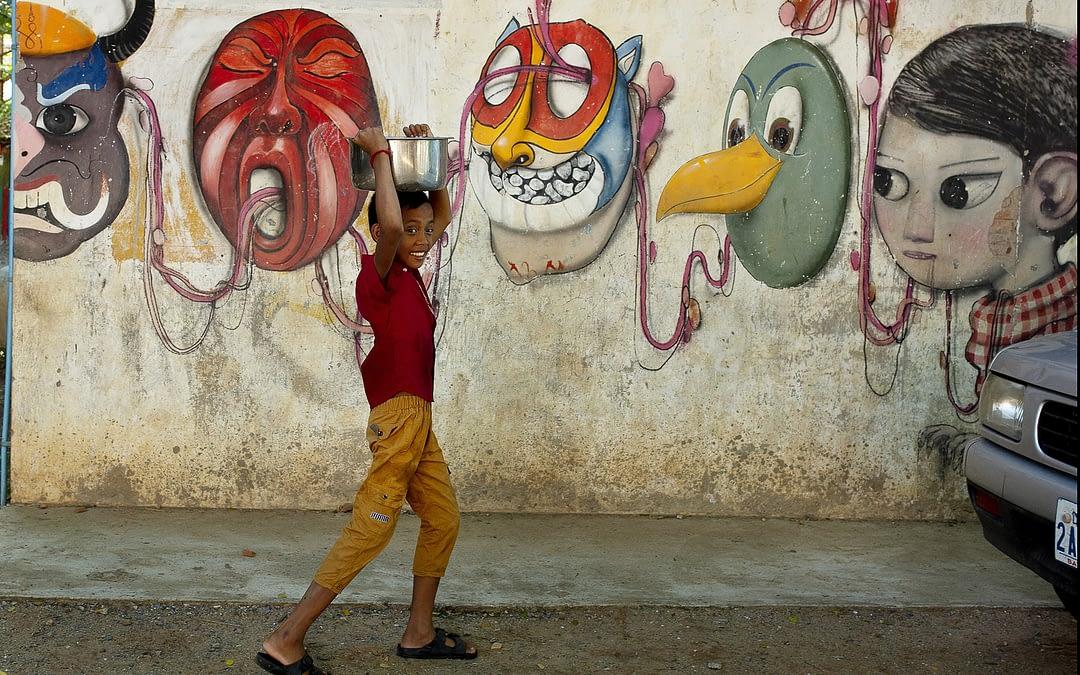Magical Cambodia – a cultural rebirth