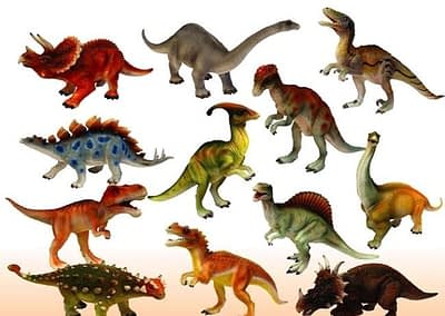 Dinos for the Deserving