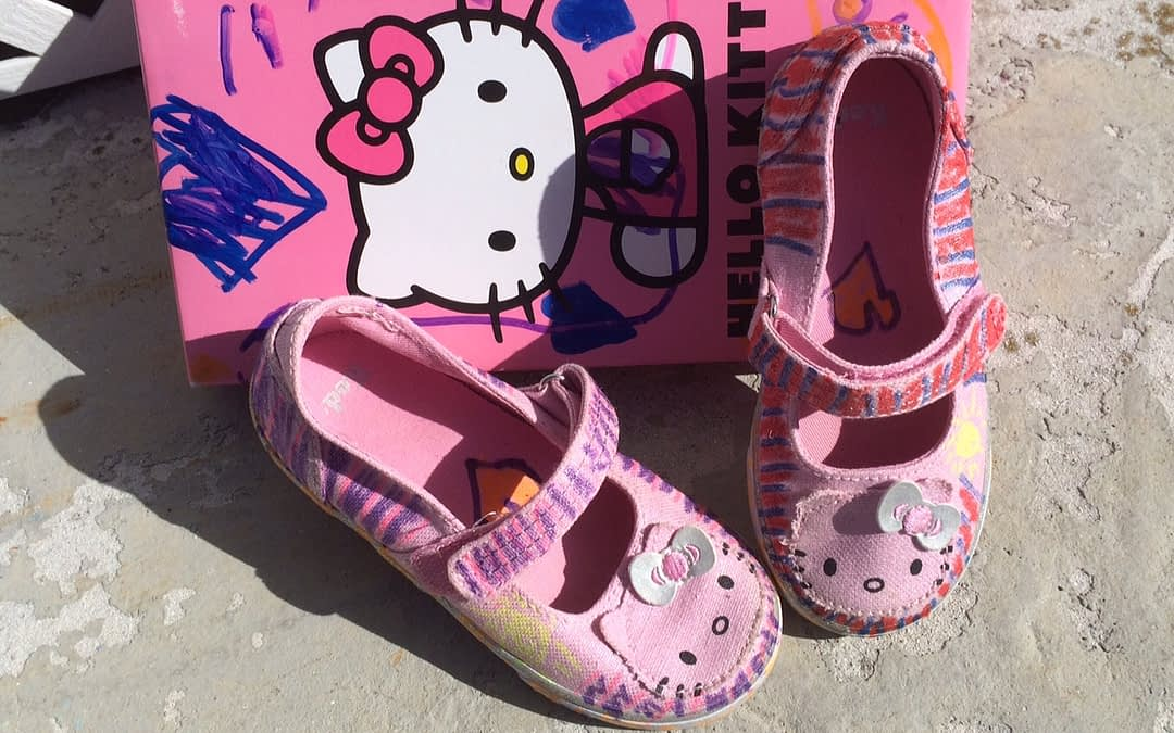 Mother & Daughter Team Make Soul Shoes- Amy Wendt & Paetra