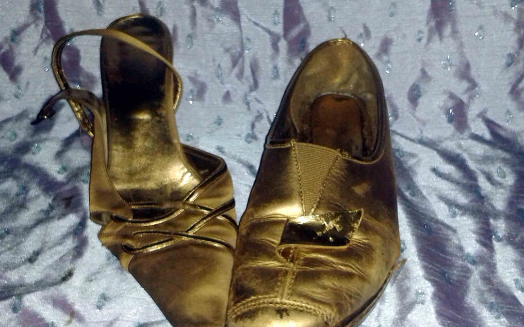 "Golden Shoes – Norway's Daisy Saelen Hafstad & ""They Loved to Dance"""
